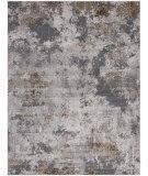HRI Sunbrella 1000 S10-11B Grey - Bronze Area Rug