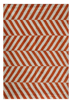 Rugstudio Sample Sale 70035R Orange Area Rug