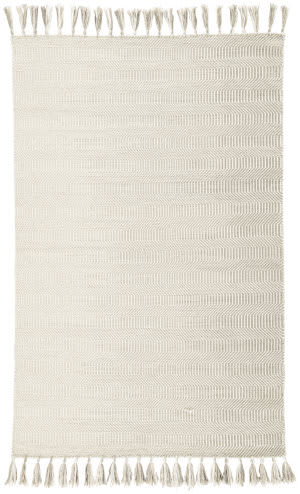 Jaipur Living Adair Flats Ada01 Ivory - Light Gray Area Rug