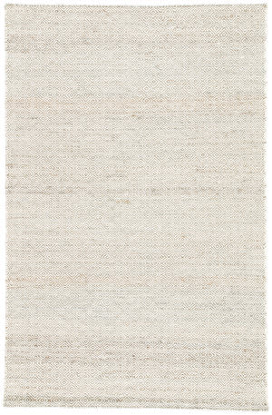 Jaipur Living Naturals Ambary Wales Amb02 Lily White - Monument Area Rug