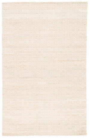 Jaipur Living Naturals Ambary Wales Amb03 Lily White - Pumice Stone Area Rug
