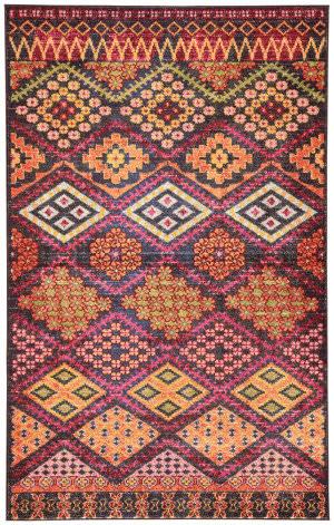 Jaipur Living Amuze Bonnelo Amz02 Dark Blue Area Rug