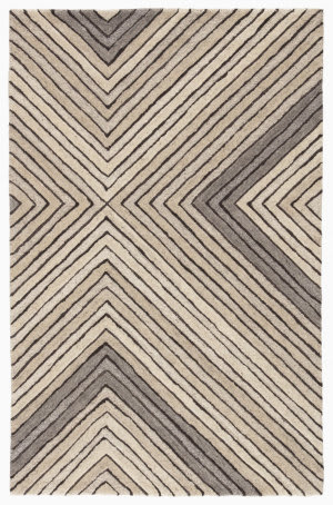 Jaipur Living Asos Tremont Aos02 Gray - Cream Area Rug
