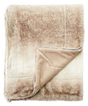 Jaipur Living Arctic Throw Arc-01 Arc01 Walnut - Oatmeal Area Rug