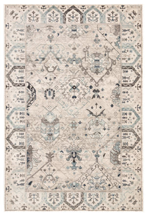 Jaipur Living Berkeley Lennox Ber01 Light Gray - Light Blue Area Rug