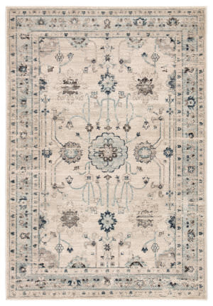 Jaipur Living Berkeley Stirling Ber02 Light Gray - Light Blue Area Rug