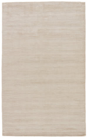 Jaipur Living Basis BI01 Bone White - Simply Taupe Area Rug