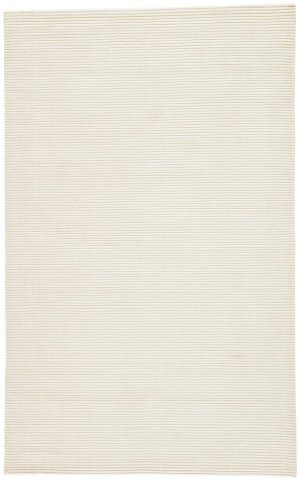 Jaipur Living Basis Basis Bi24 White Area Rug