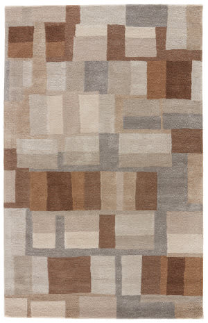Custom Jaipur Living Blue Adell Bl126 Rainy Day - Griffin Area Rug