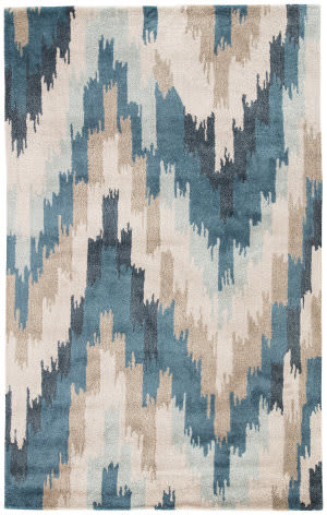 Jaipur Living Blue Solaris Bl141 Campanula - Twilight Blue Area Rug