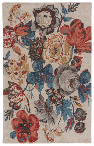 Jaipur Living Blue El Mirage Bl159 Fog - Aragon Area Rug