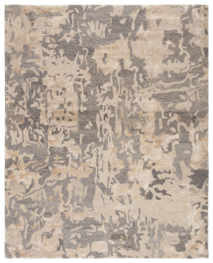 Custom Jaipur Living Blue Reese Bl161 Gray Area Rug