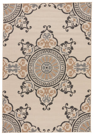 Jaipur Living Bloom Mobile Blo20 Birch - Monument Area Rug