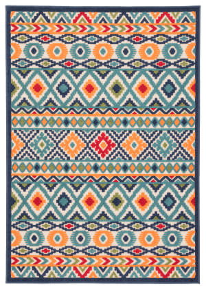 Jaipur Living Belize Irona Blz07 Multicolor Area Rug