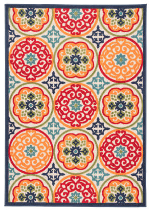 Jaipur Living Belize Tela Blz08 Multicolor Area Rug