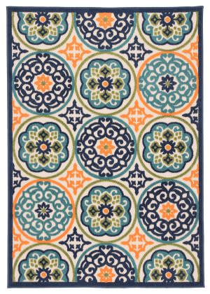 Jaipur Living Belize Tela Blz09 Multicolor Area Rug