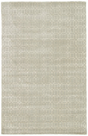 Jaipur Living Baroque Rembrandt Bq31 Lily Pad - Frozen Dew Area Rug