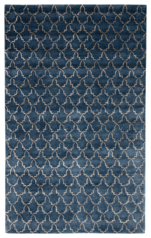 Jaipur Living Baroque Clan Bq36 Stellar - Cement Area Rug