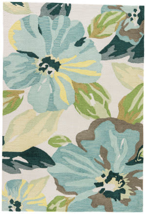 Jaipur Living Brio Emmy Br62 Blue - Green Area Rug
