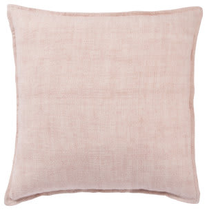 Jaipur Living Burbank Pillow Blanche Brb02 Light Pink
