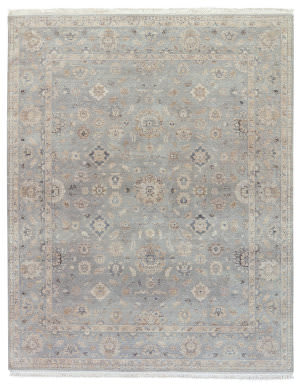 Jaipur Living Biscayne Riverton Bs18 Moon Rock - Oyster Gray Area Rug
