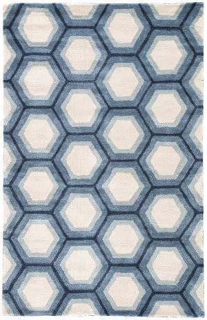 Jaipur Living Cascade Brooklyn Cas09 Moon Rock - Curry Area Rug