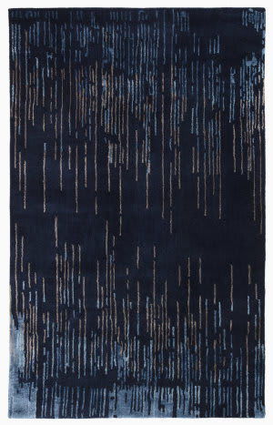 Jaipur Living Cascade Messina Cas14 Total Eclipse - Brindle Area Rug