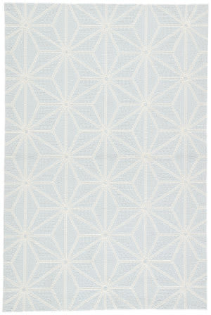 Jaipur Living Catalina Haige Cat48 Light Blue - White Area Rug