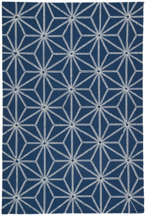 Jaipur Living Catalina Haige Cat50 Navy - White Area Rug