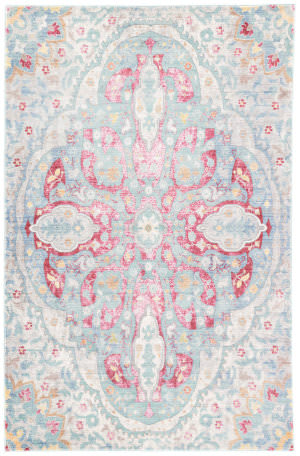 Jaipur Living Ceres Sarama Cer13 Light Blue Area Rug
