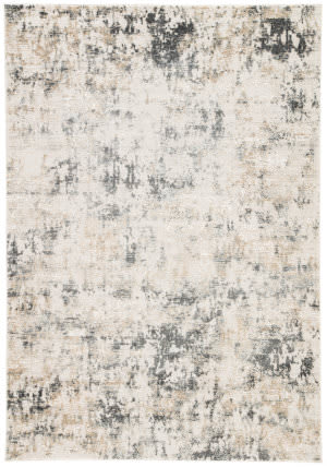 Jaipur Living Cirque Arvo Ciq09 White - Dark Gray Area Rug