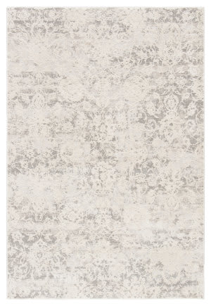 Jaipur Living Cirque Alonsa Ciq10 Gray - White Area Rug