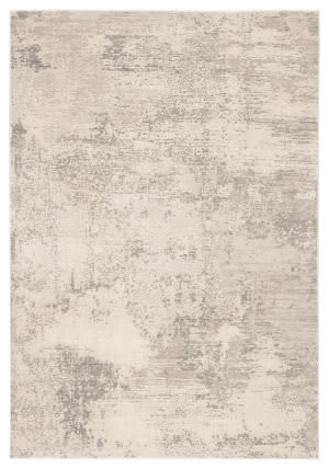 Jaipur Living Cirque Brixt Ciq31 Gray - Ivory Area Rug