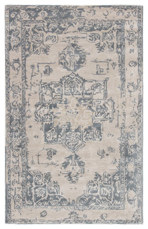 Jaipur Living Citrine Wallace Cit01 Beige - Blue Area Rug