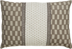 Jaipur Living Cosmic By Nikki Chu Pillow Zulema Cnk13 Gray - White Area Rug
