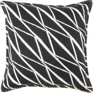 Jaipur Living Cosmic By Nikki Chu Pillow Wilder Cnk28 Black - White