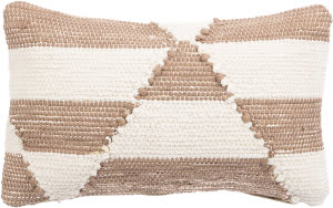 Jaipur Living Cosmic By Nikki Chu Pillow Tanis Cnk41 Cream - Pink