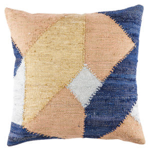 Jaipur Living Cosmic By Nikki Chu Pillow Otway Cnk42 Candied Ginger - Pink Sand
