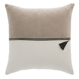 Jaipur Living Cosmic By Nikki Chu Pillow Kirat Cnk51 Pink - Ivory