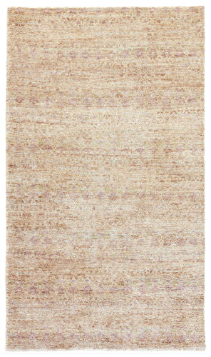 Jaipur Living Croix Chenay Crx02 New Wheat - Violet Ice Area Rug