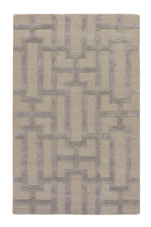 Jaipur Living City Dallas Ct09 Silver Gray / Medium Gray Outlet Area Rug