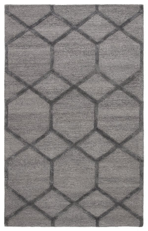 Jaipur Living City Cleveland Ct106 Gray Area Rug
