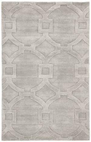 Custom Jaipur Living City Regency Ct119 Silver Area Rug