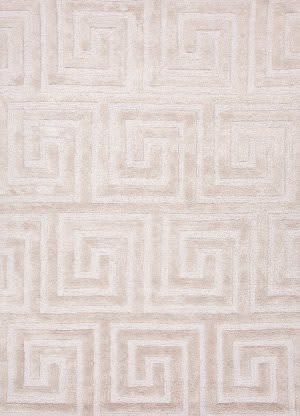 Rugstudio Sample Sale 74822R Dark Ivory Area Rug