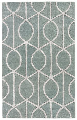 Jaipur Living City Seattle Ct35 Tourmaline - Vapor Blue Area Rug