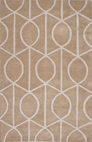 Jaipur Living City Seattle Ct58 Incense - Pebble Area Rug