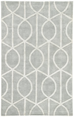 Jaipur Living City Seattle Ct69 Silver Blue - Green Tint Area Rug
