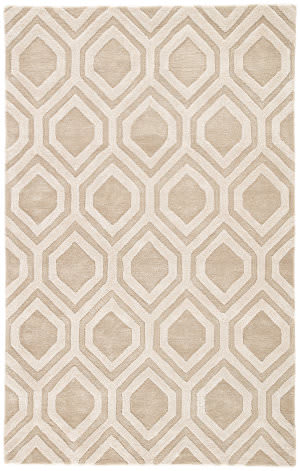 Jaipur Living City Hassan Ct91 Oxford Tan - Turtle dove Area Rug