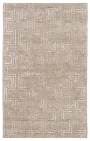 Custom Jaipur Living City Coda Ct92 Goat and Fog Area Rug