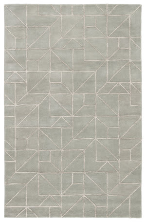 Jaipur Living City Lafayette Ct97 Slate Gray - Silver Gray Area Rug